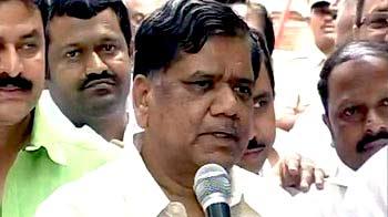 Video : Jagadish Shettar to take oath as the new Karnataka Chief Minister on Thursday