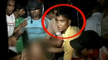 Video : Outrage in Assam after mob publicly strips, molests girl in Guwahati