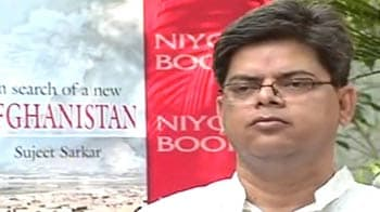 Video : Just Books: Sujeet Sarkar on 'In Search Of A New Afghanistan'