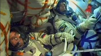 Video : Sunita Williams takes off on second space mission