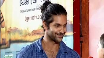 Video : Save Our Tigers: Purab Kohli supports cause