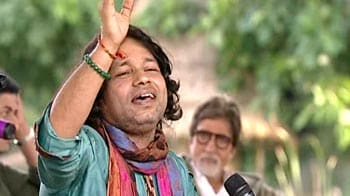 Video : Kailash Kher performs for Save Our Tigers Telethon