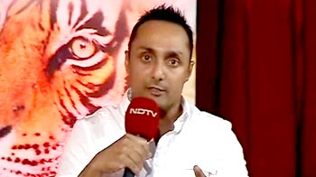 Video : There's big money involved in killing a tiger, says Rahul Bose
