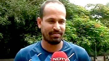 Video : Cricketers roar for the Tiger