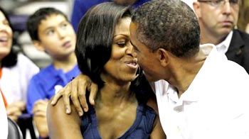 Video : Did Obama get dissed on Kisscam? The inside scoop