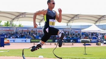 Video : Oscar Pistorius: The Blade Runner