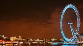 Video : London Eye to reflect country's mood by changing colour