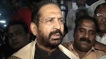 Video : Kalmadi not allowed to attend Olympics opening ceremony