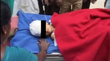 Video : Bangalore couple killed; young daughter attacked after witnessing murder