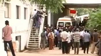 Video : Infosys employee dies after falling off parking lot in office campus