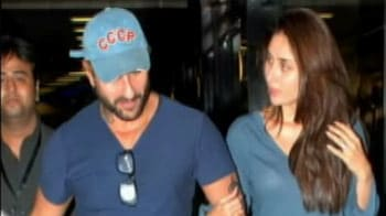Video : Saif gets a 24 karat makeover