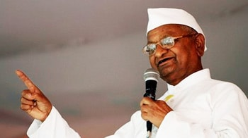Video : Team Anna to contest 2014? Referendum launched, fast ends tomorrow