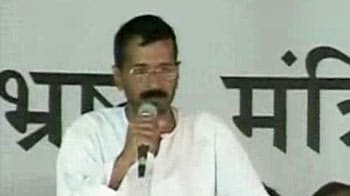 Video : Team Anna to form political party, confirms Kejriwal