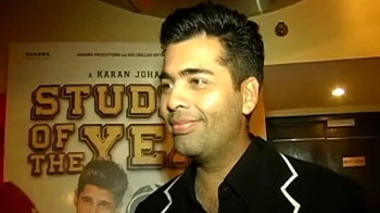 Video : <i>Student Of The Year</i> is my youngest film to date: Karan Johar
