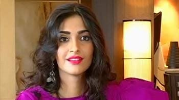 Video : Sonam's new mantra for success