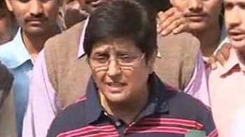 Video : Outrage over Kiran Bedi's 'small rapes' comments