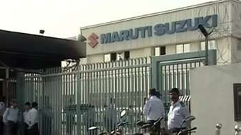 Video : Maruti sacks 500 workers, Manesar plant to reopen on August 21