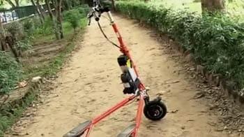 Video : Is Trikke Tribred Pon-e 36 a good transportation option?