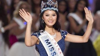 Miss China is Miss World 2012, India's Vanya Mishra loses