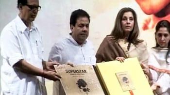 Dimple Kapadia remembers Rajesh Khanna