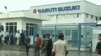 Video : Maruti reopens Manesar plant after month-long lockout