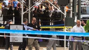 Video : Empire State Building shooting: Gunman who lost his job, 1 other killed