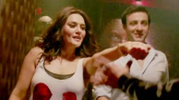 Preity Zinta back into the groove in It's All About Tonight