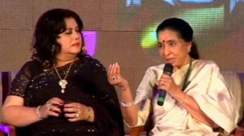 Asha Bhosle's answer to MNS threat: I understand only music not politics
