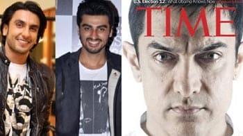 Video : Aamir Khan makes the cover of Time, Meet coal-boys Ranveer, Arjun