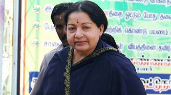 Video : NDTV mid-term poll 2012: Tamil Nadu says Jai Ho, Jayalalithaa