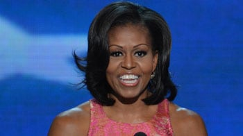 Video : Michelle on Barack Obama: Deeply love the man who built my life