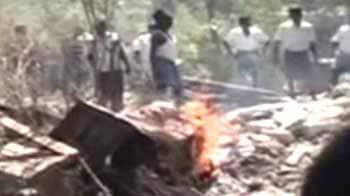 Video : तमिलनाडु की पटाखा फैक्टरी में भीषण आग, दर्जनों मरे
