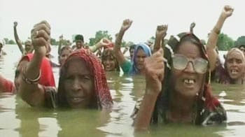 Video : Jal satyagraha: Focus now shifts to Harda