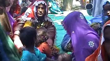 Video : Pakistani Hindus refuse to go back, demand refugee status in India