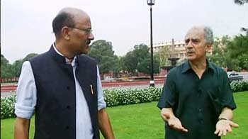 Video : Walk The Talk with Arun Shourie (15.09.2012)