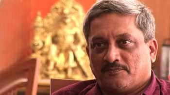 Video : Power Of One: Manohar Parrikar's view on coal scandal