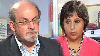 Video : This is no longer Nehru's India: Salman Rushdie to NDTV