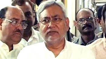 Video : Nitish Kumar takes the lead, drops diesel prices in Bihar