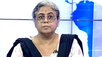 Video : Government to push ahead with measures: Aditi Phadnis