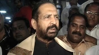 Video : Kalmadi brings more disgrace to Indian Olympic body