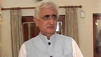 Video : Will take care of Kejriwal, warns furious Salman Khurshid