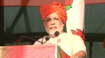 Video : Why do you become Singham only to benefit foreigners: Modi to PM