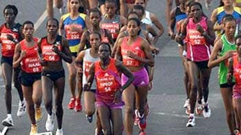 Video : Delhi runs once again as Airtel Half marathon hits the streets