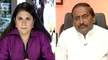 Video : Kiran Kumar Reddy on Telangana: There can't be a deadline for such decisions