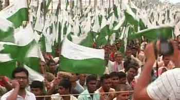 Video : 'Jan satyagraha': 50,000 landless people march from Gwalior to Delhi for rights