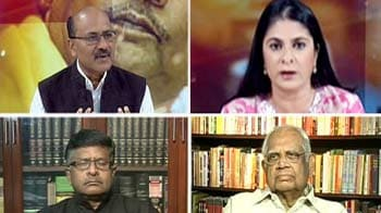 Video : UPA's doublespeak on corruption exposed?