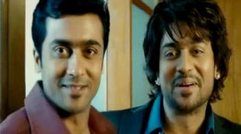 Suriya plays conjoined twins in Brothers