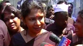 Video : Kanimozhi defends nomination to parliamentary committee