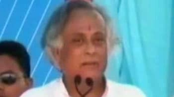 Video : Jairam Ramesh's remark on toilets and temples stirs controversy