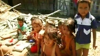 Video : Assam floods: Children suffer most